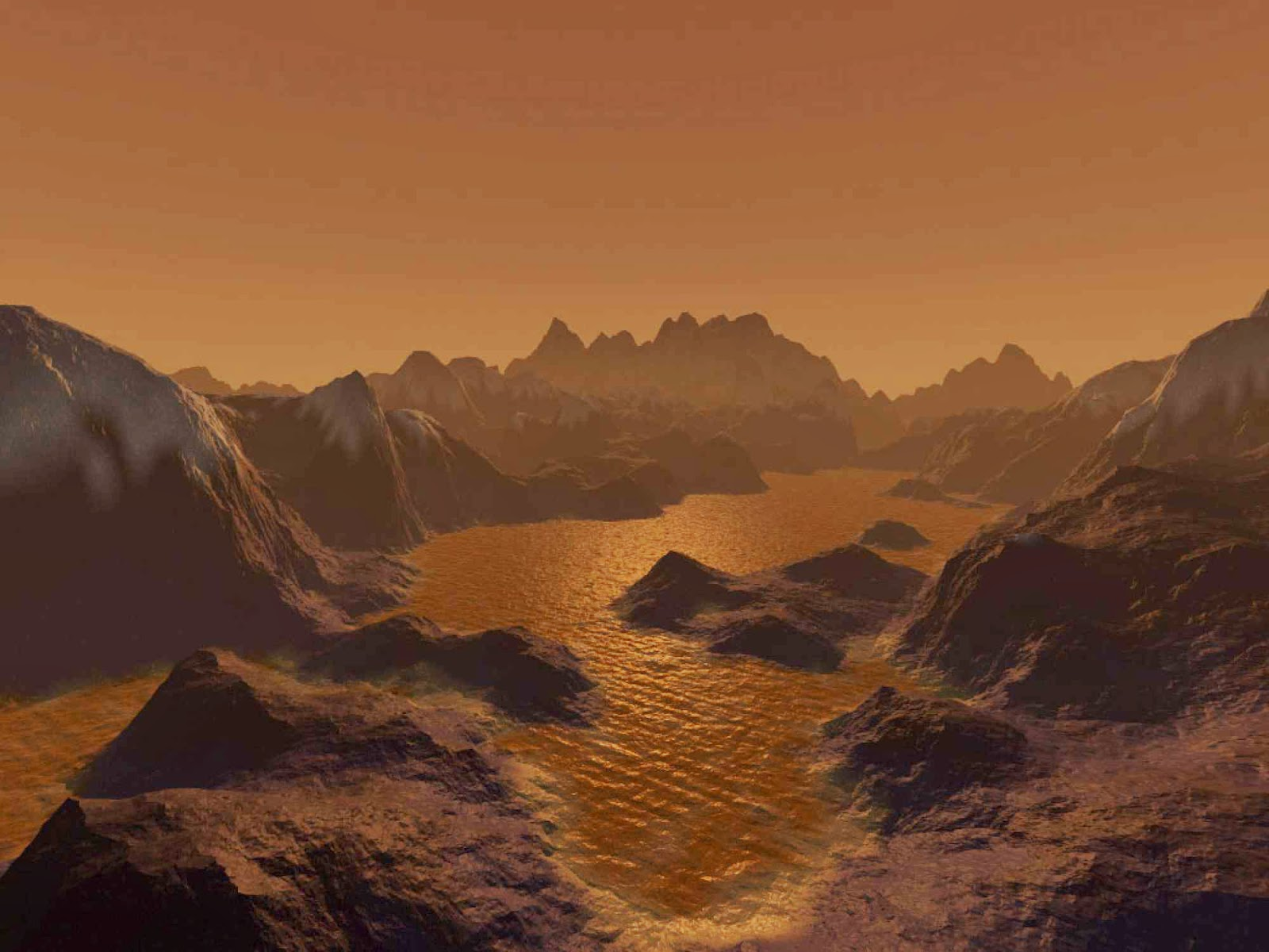 essay on saturns largest moon titan Titan's lakes: the basics write a post about the basics of titan lakes titan is saturn's largest moon methane and ethane on saturn's moon titan.