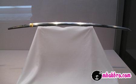 pedang Honjo Masamune