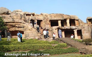 India Travel - Jain Monuments in Orissa