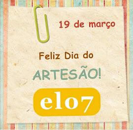 DIA DO ARTESÃO - 19 DE MARÇO!
