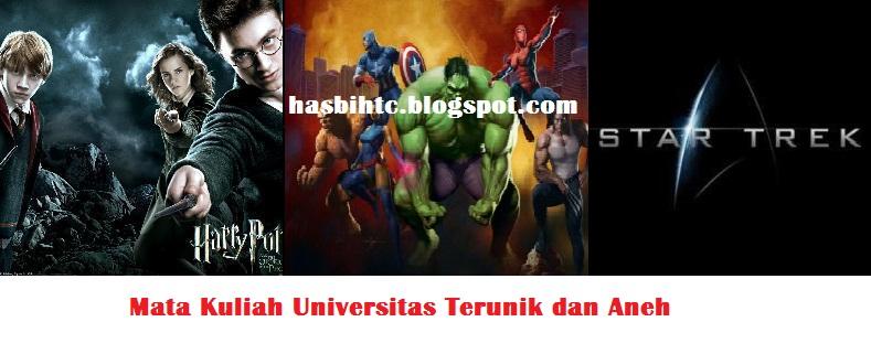 13 Mata Kuliah Universitas Terunik dan Aneh