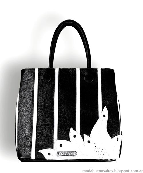Moda carteras y bolsos 2014
