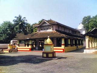 Rameshwar Temple Vengurla Sindhudurga Maharashtra