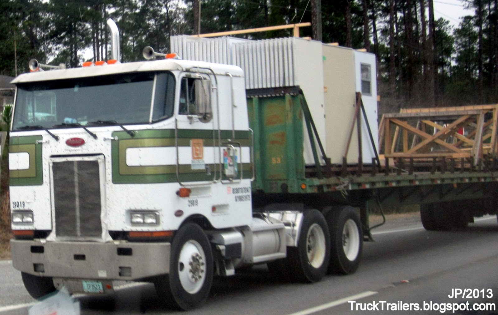 Old Bullnose Cabover Semi Trucks For Sale Html Autos Weblog