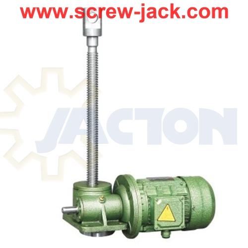 Worm Gear Screw Jack Manufacturer Factory