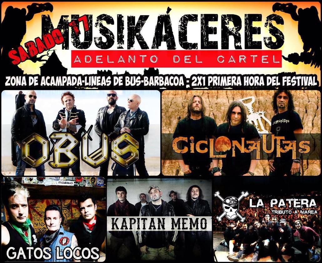EN EL MUSIKACERES!!
