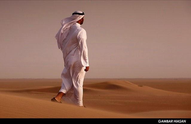 Berjalan ala Rasulullah