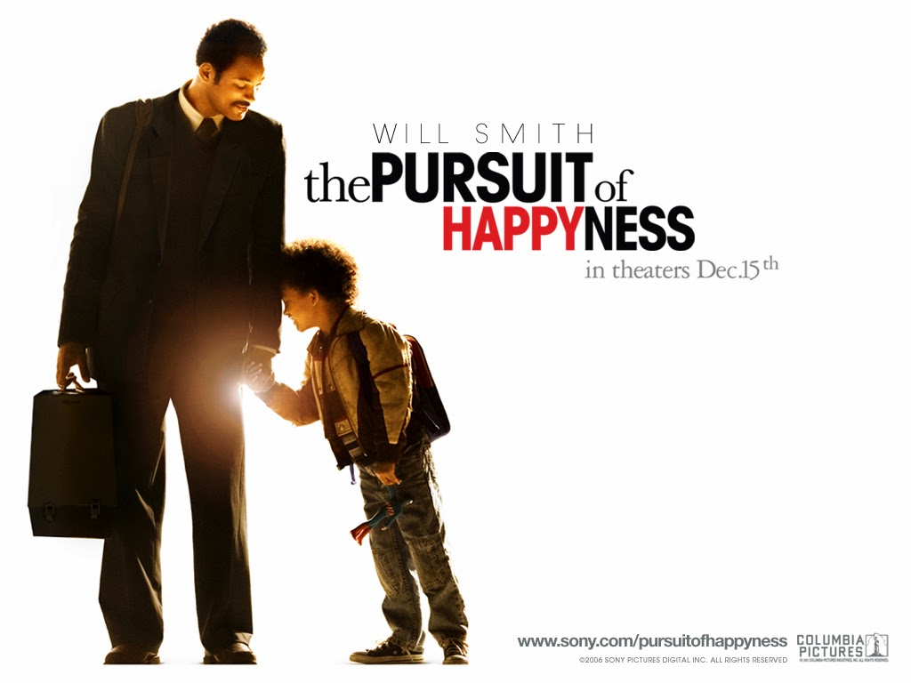 The Pursuit Of Happyness - 7 Film yang Wajib Ditonton Entrepreneur