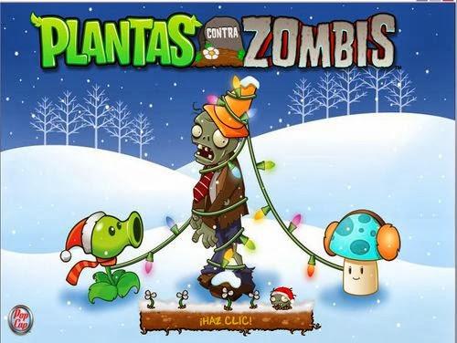 Plantas Vs Zombies Navidad [Español]