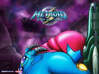 #3 Metroid Prime Wallpaper