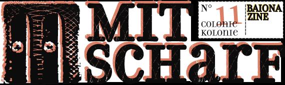 MIT SCHARF // BAIONAZINE