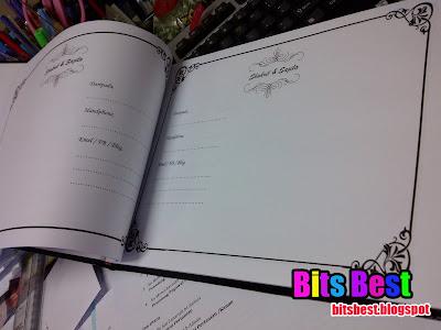 hardcover thesis murah
