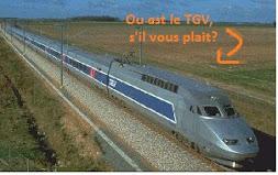 Μα πού είναι το TGV