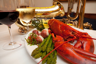 The Lobster Pot Restaurant Served Food and Wine