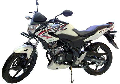 Foto dan Spesifikasi Honda CB150R Terbaru 2014