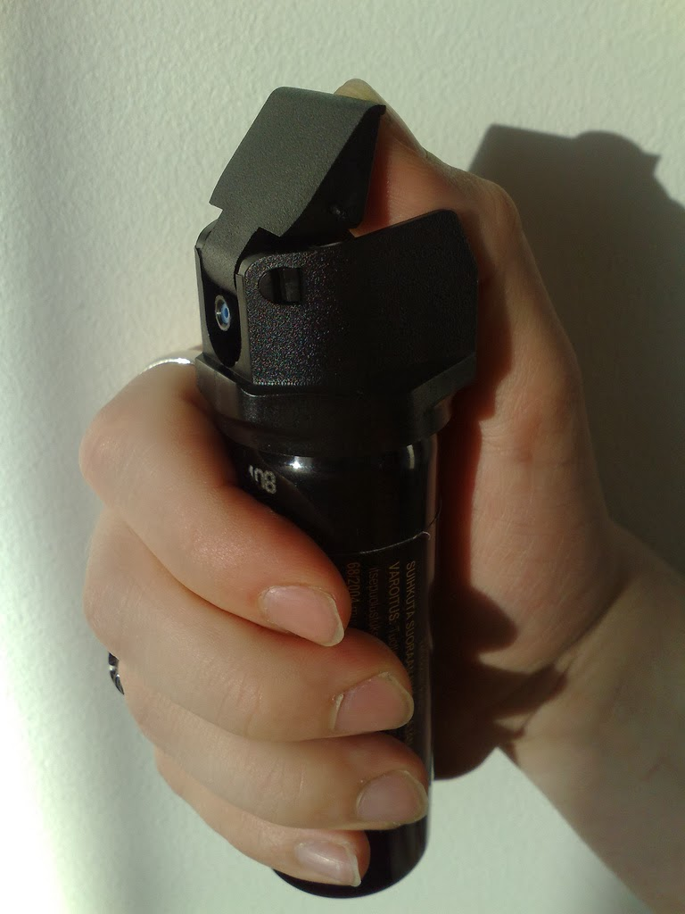 A Guide to Pepper Spray Laws | Guide to Law Online
