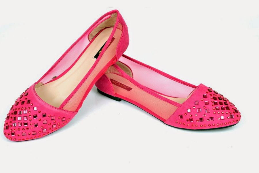 Metro Shoes Eid Ul Azha Collection 2014 for Women