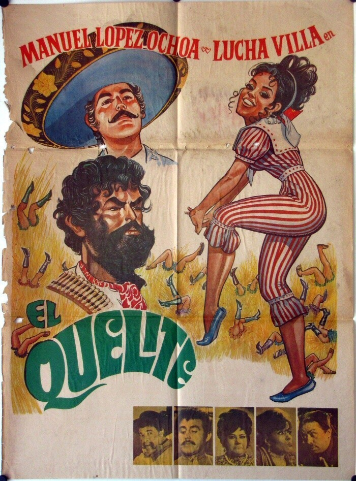bunchojunk mexican movie posters