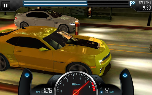 Top 5 free android games of 2013: CSR Racing