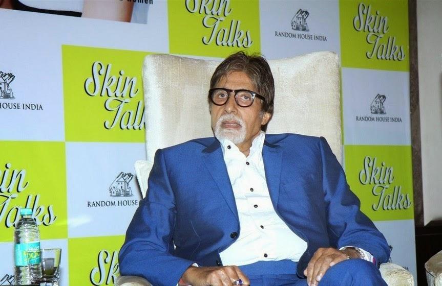 Amitabh Bachchan At Dr Jaishree Sharad Skin Talks Book Launch Event