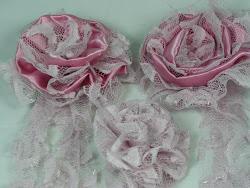 Handmade Shabby Chic Flowers