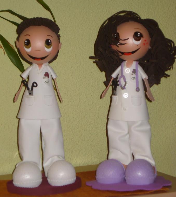 adrián y Laura