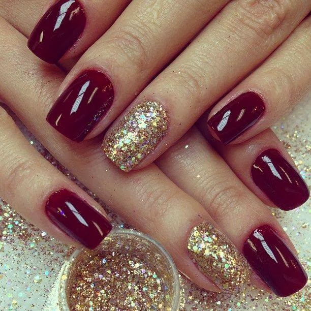 The Charming New nail designs 2015 Image