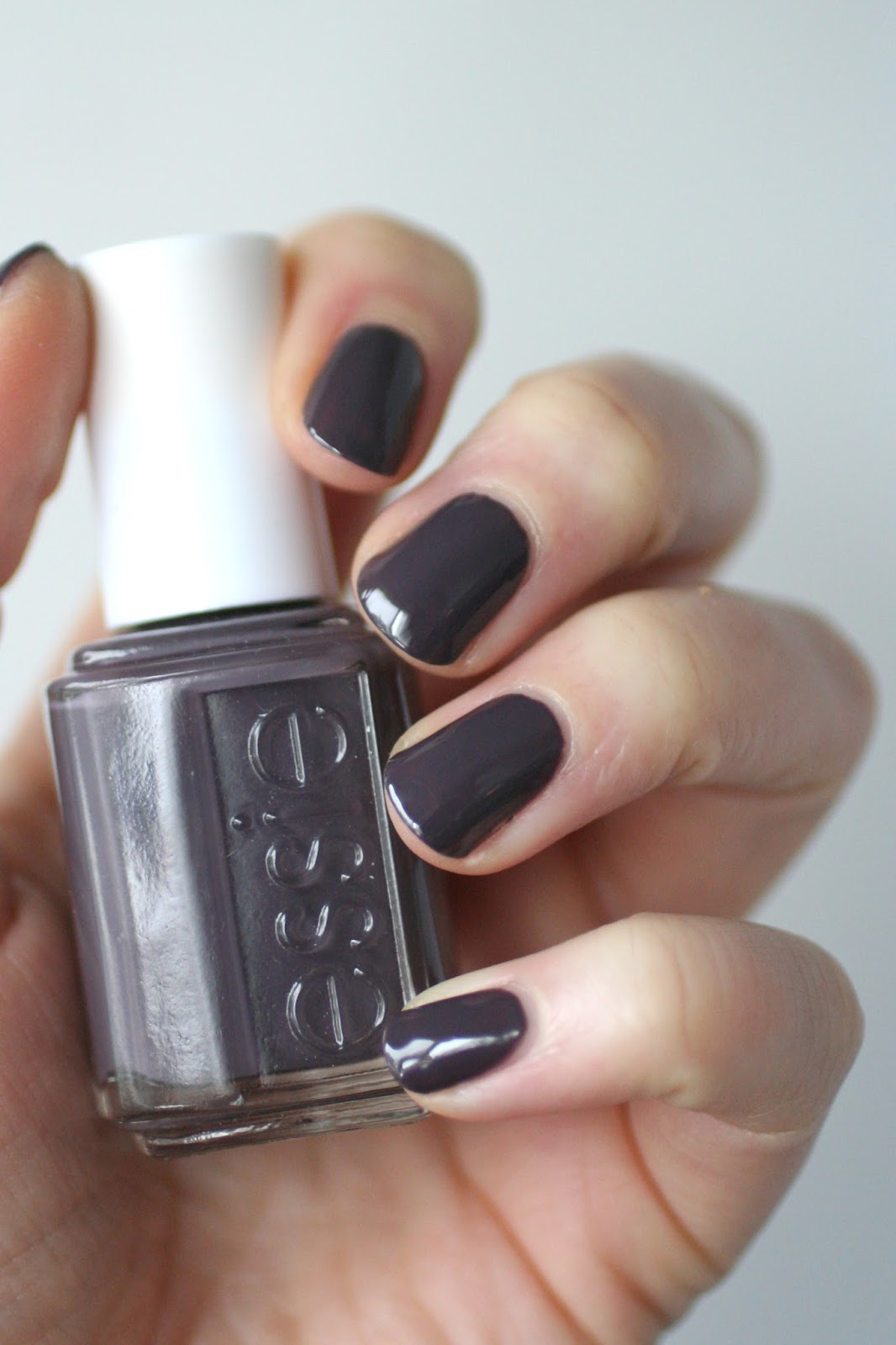 Essie Grey-Purples Comparison : Lilacism, Love & Acceptance, Bangle ...