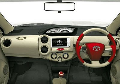 Toyota Liva - Toyota Etios Car Wallpaper
