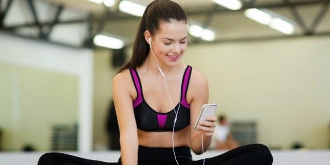 Kesehatan : Alasan Musik Sangat Baik Menemani Olahraga