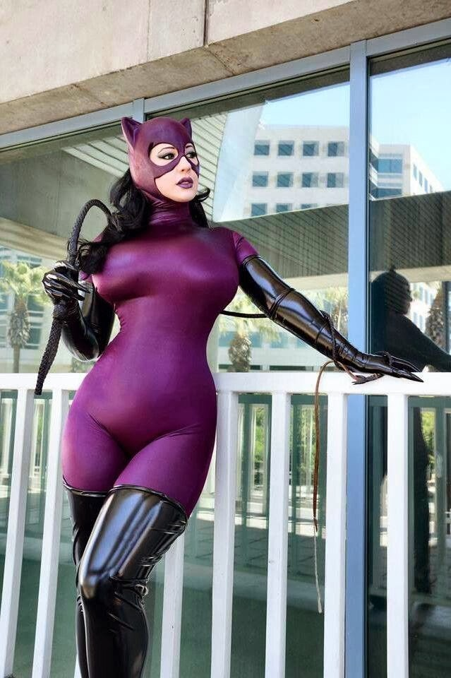 Catwoman by BelleChere