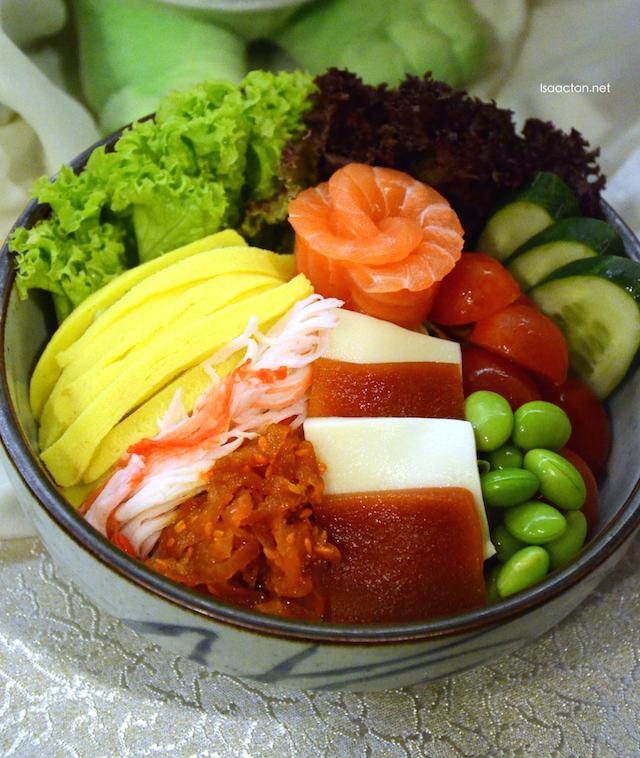 Sakae Salad - RM13.99
