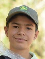 Jarlen - Honduras (El Tablon), Age 12