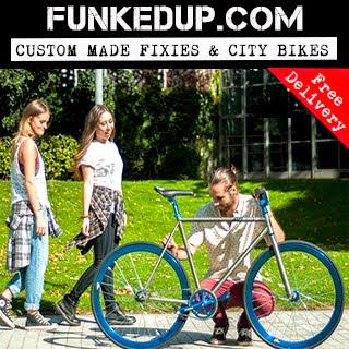 Funkedup | Custom made Fixies & City Bikes