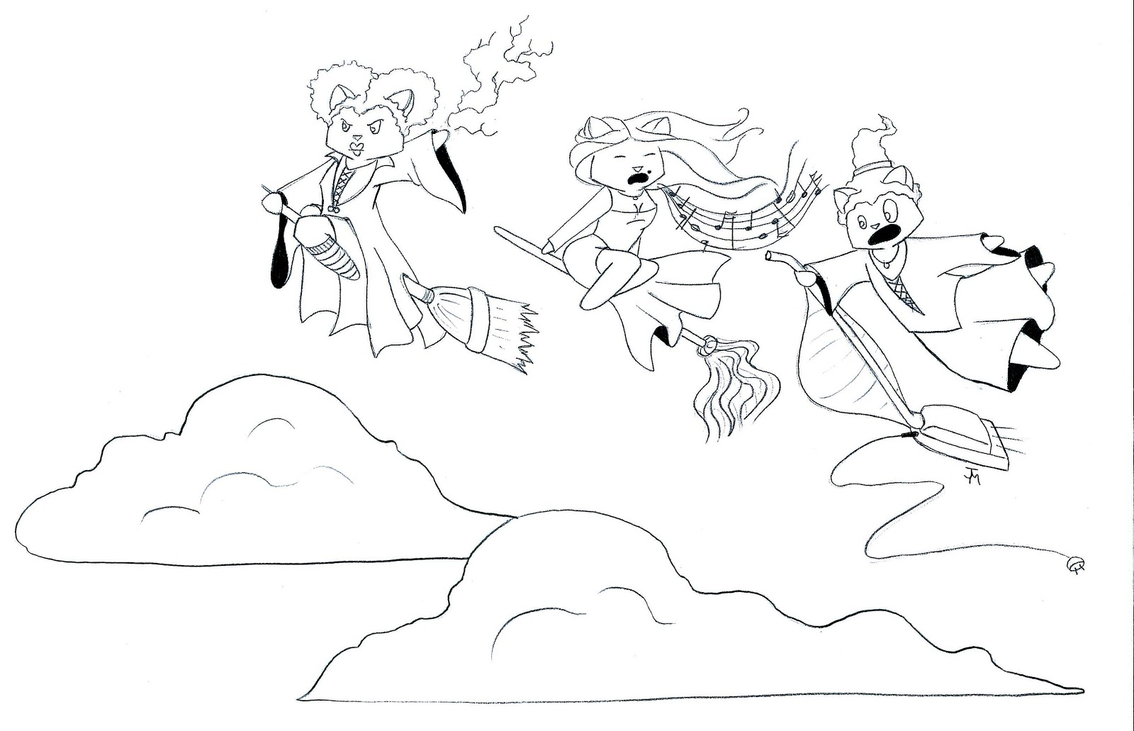 hocus pocus movie coloring pages coloring pages posted by jeff mason at 8 57 am no comments