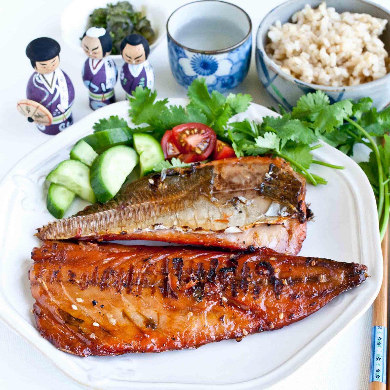 Japanese spanish mackerel for How to cook mackerel fish