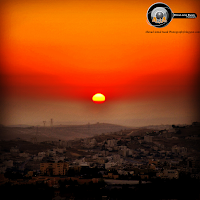 Sunrise in Amman