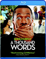 a thousand words eddie murphy dvd blu-ray