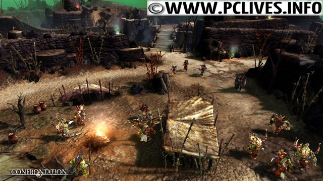 download free pc game Confrontation full version