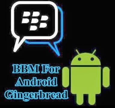 BBM Untuk Androi 2.3 Gingerbread