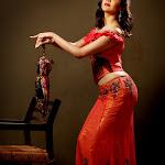 Kajal Agarwal in Red Dress  Photo Gallery