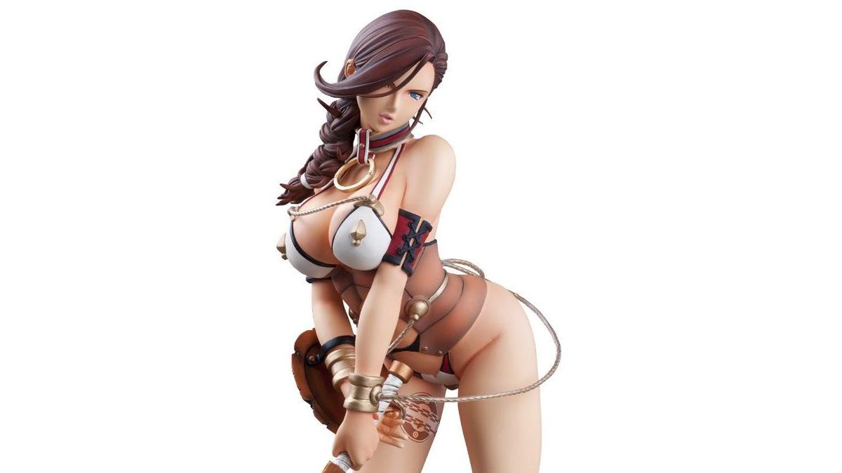 Yamato Queen's Blade Rebellion Branwen PVC Figure