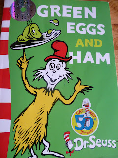 Green Eggs and Ham Dr Seuss children's books
