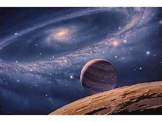 proses penciptaan alam semesta