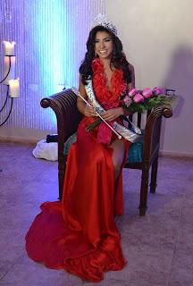 Lucianette Verhoeks Image, Miss World Aruba Pics
