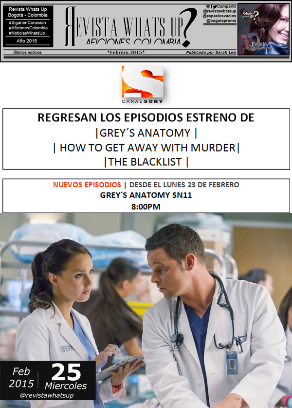 GREY´S-ANATOMY