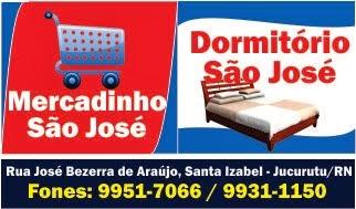 Mercadinho São José / Dormitório São José
