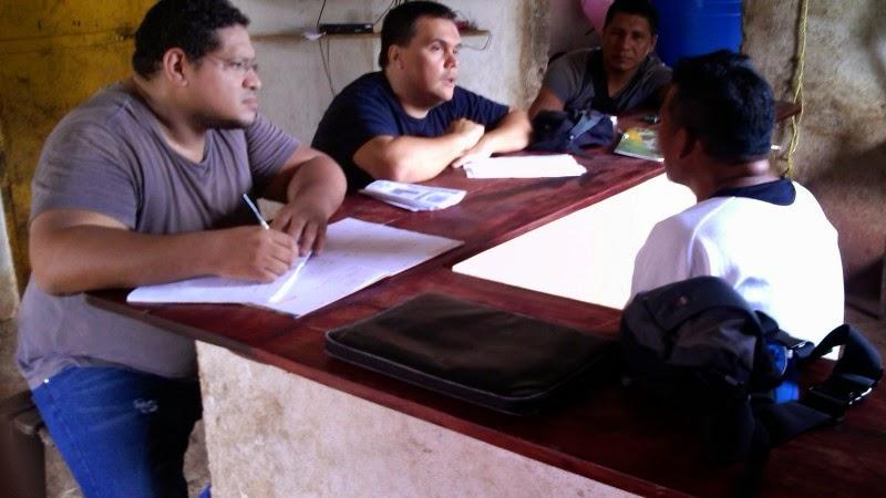 Primera reunión del proyecto Jatta Wöötanö en Boca de Ninchare