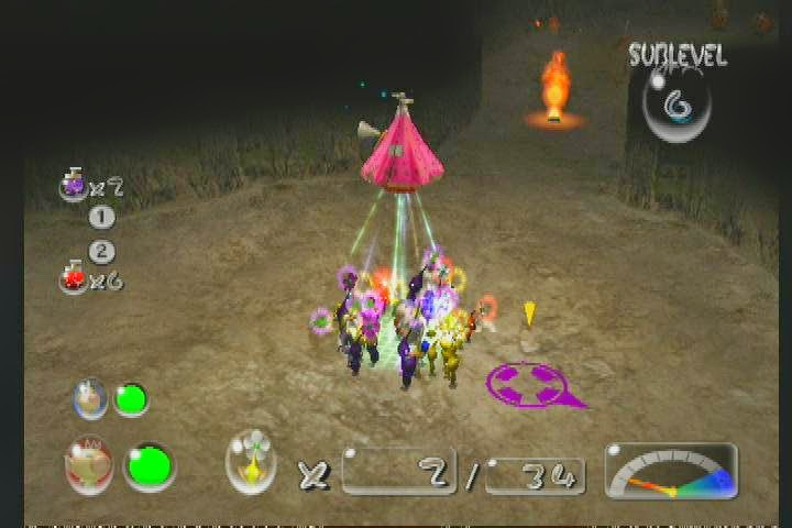 Tims Gaming Diary Pikmin 2 A Veritable Army By Day 18