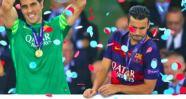 barcelona vs sevilla 2015